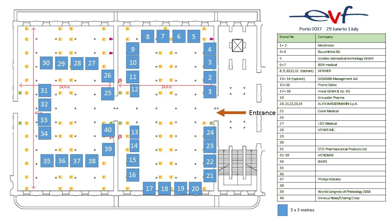 exhibition floor plan european venous forum exhibition floor plan